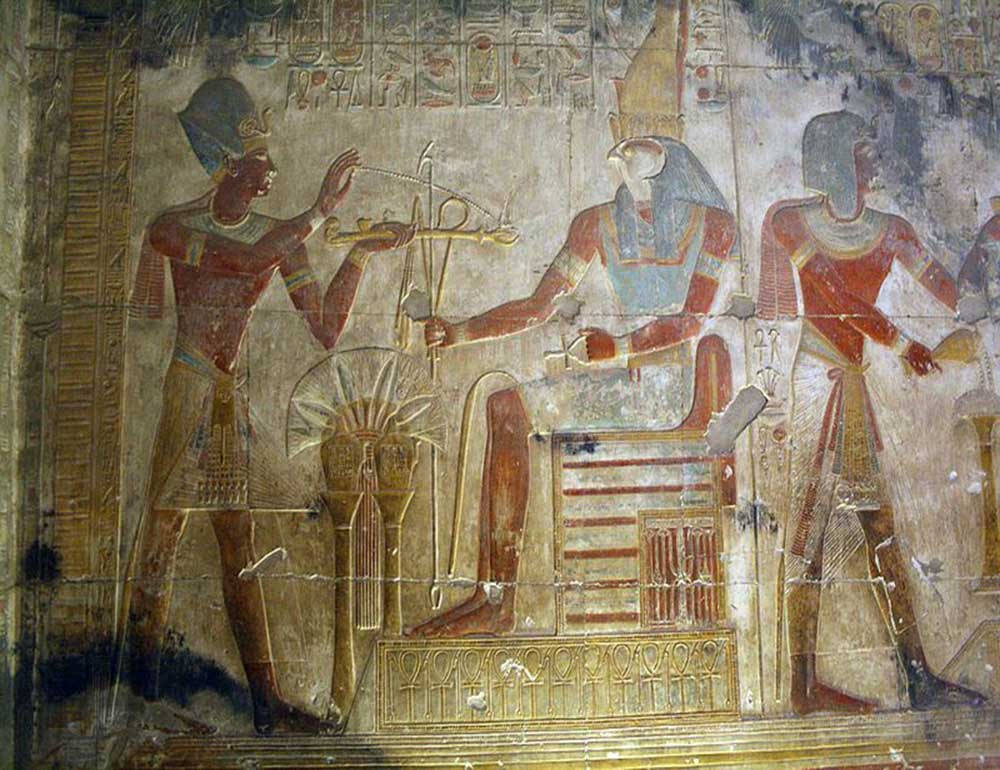 Dandara, Abydos Tour
