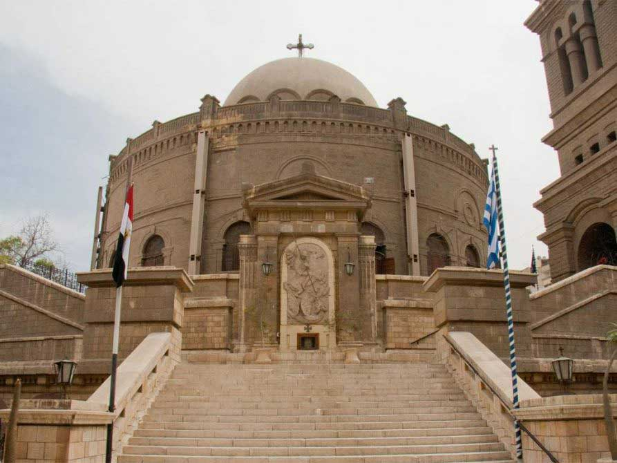 Coptic, Islamic and Jewish sightseeing Tour in Cairo