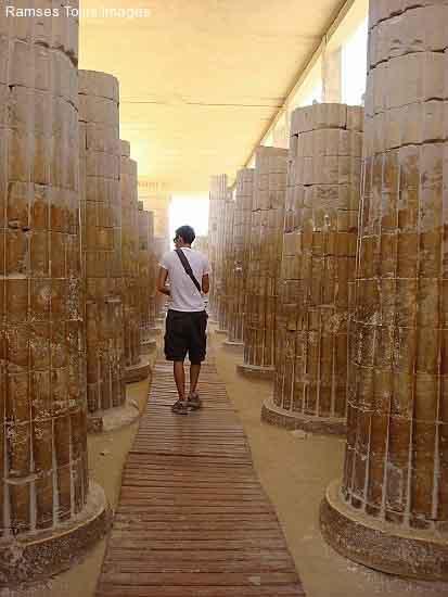 Pyramids and Saqqara Tours from Alexandria Port