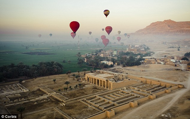 Luxor day tour from Sharm