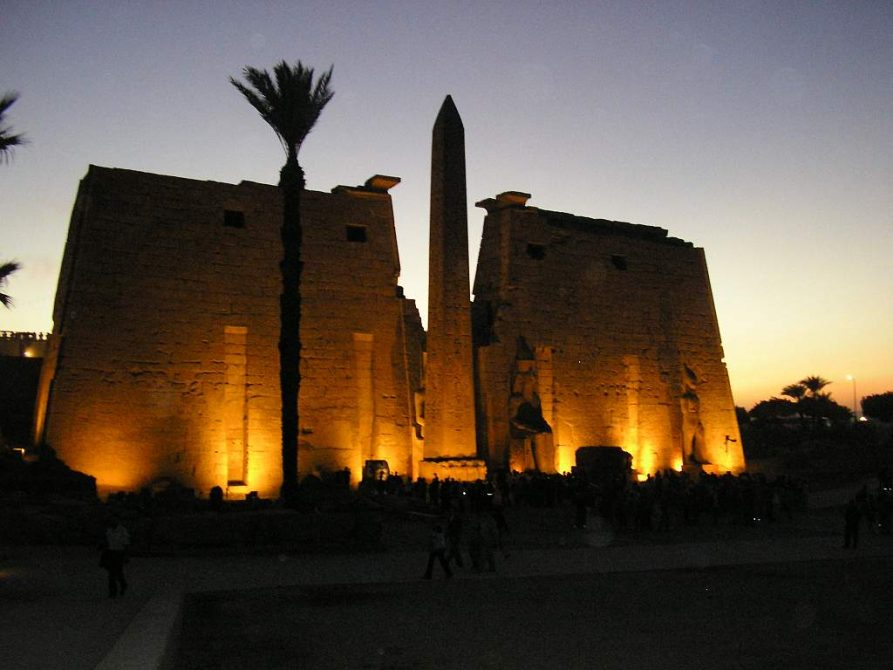 Luxor Tour By Flight