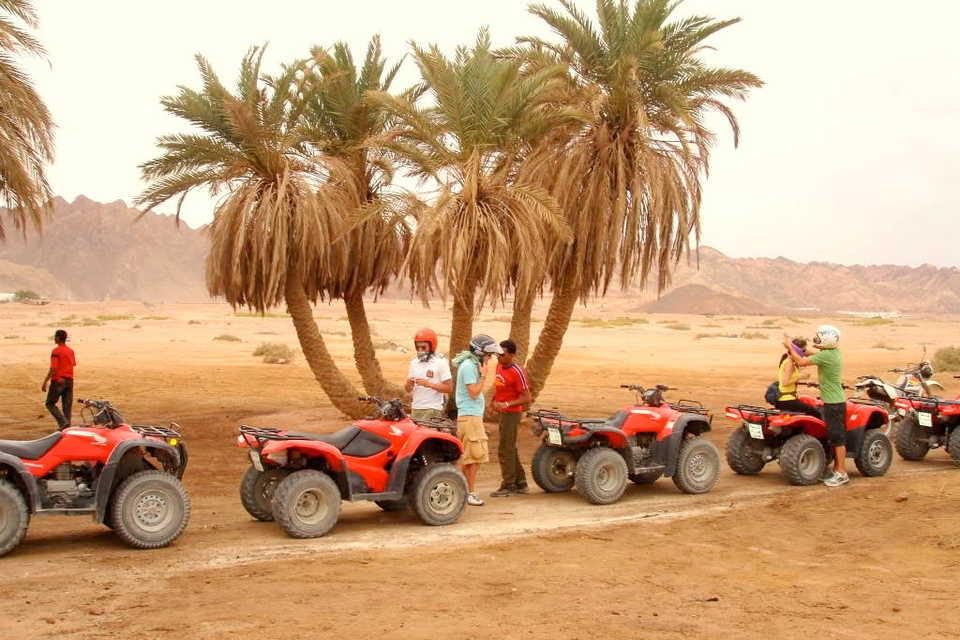 Sharm Desert Safari