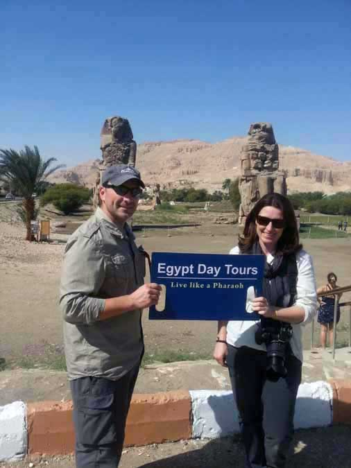 Cairo Luxor Tour Package - 4 Days