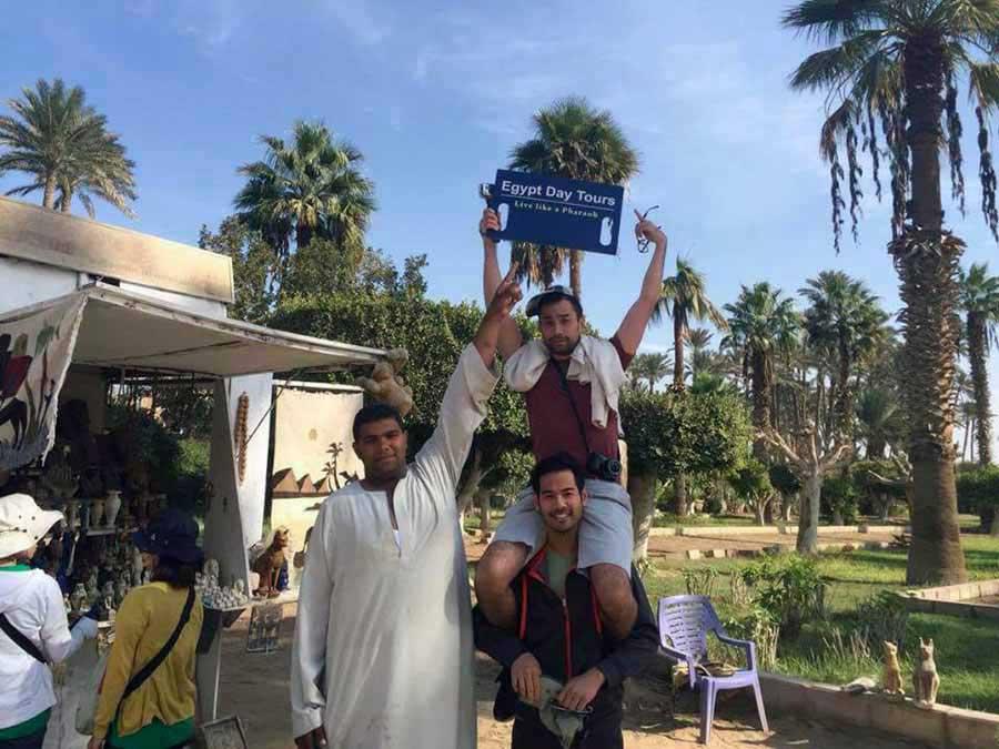 10 Days Egypt adventure holidays