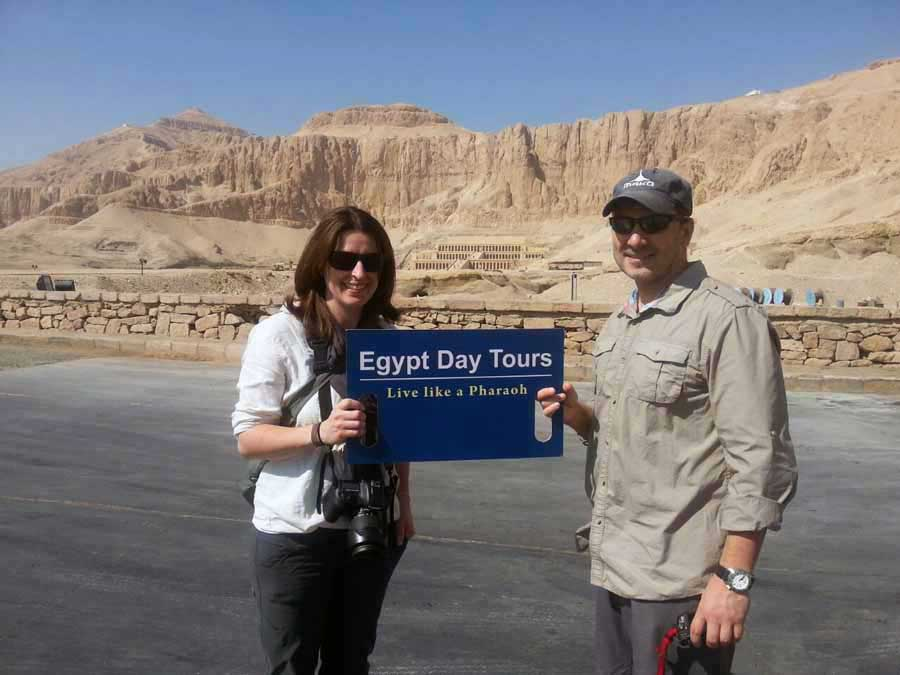 Luxor tour by Train