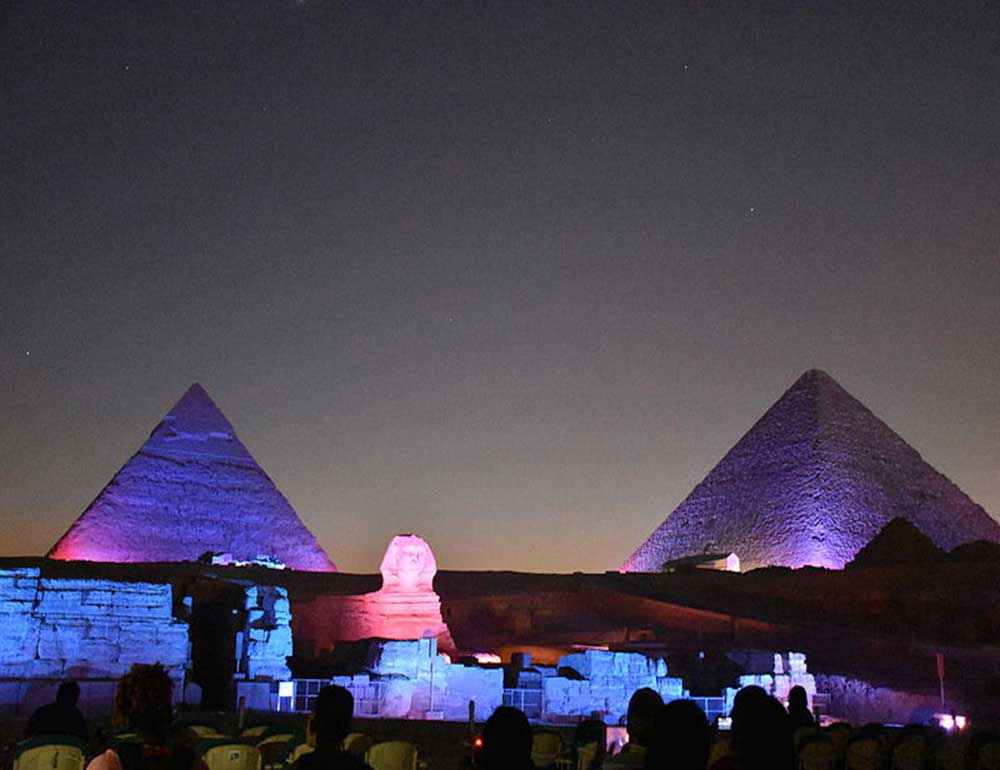 Giza sound and light