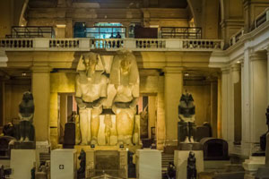 Cairo Day Tour to Pyramids & Egyptian Museum