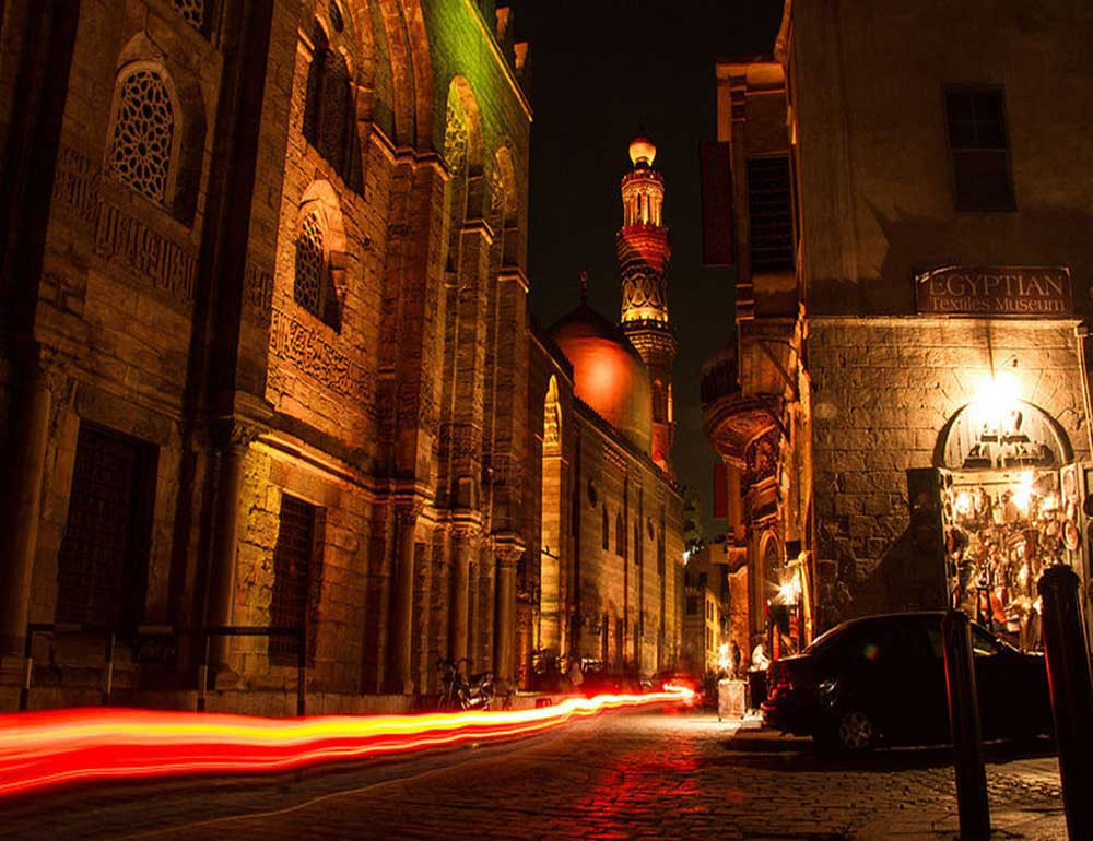 Night Walk tour in Cairo