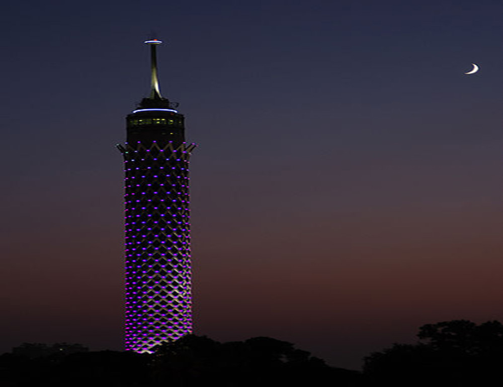 Night tour -Cairo tower