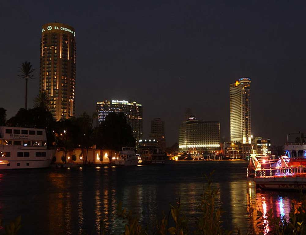 Nile Revier - Cairo Night tour