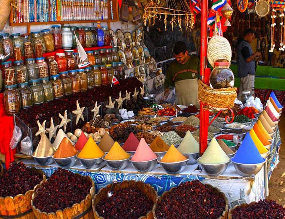 Nubian Village market
