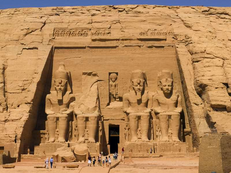 Abu Simbel Day Tour from Aswan