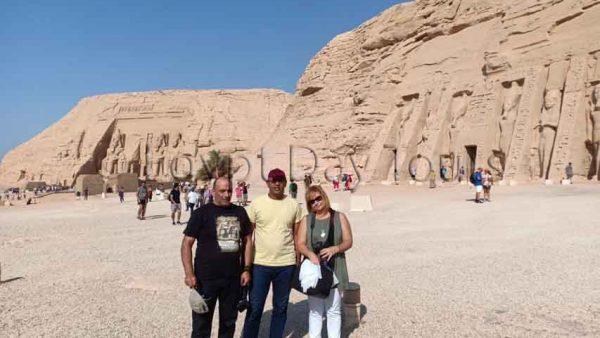 Abu Simbel tour by flight