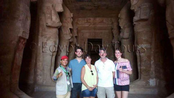 Abu Simbel tour from Cairo