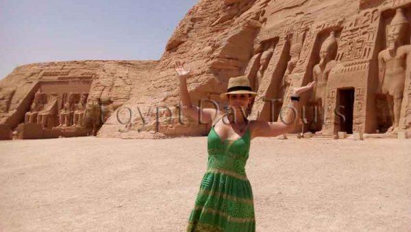 Abusimbel tour from Aswan