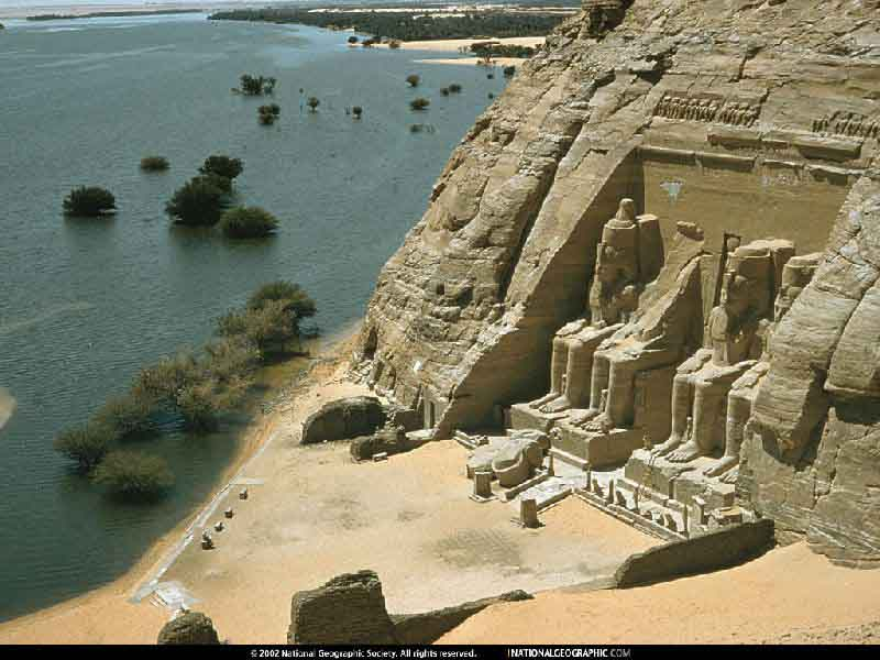 abu simbel timple excursion