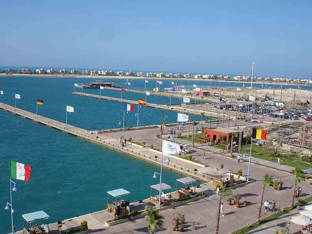 Porto Marina -El_Alamein tour