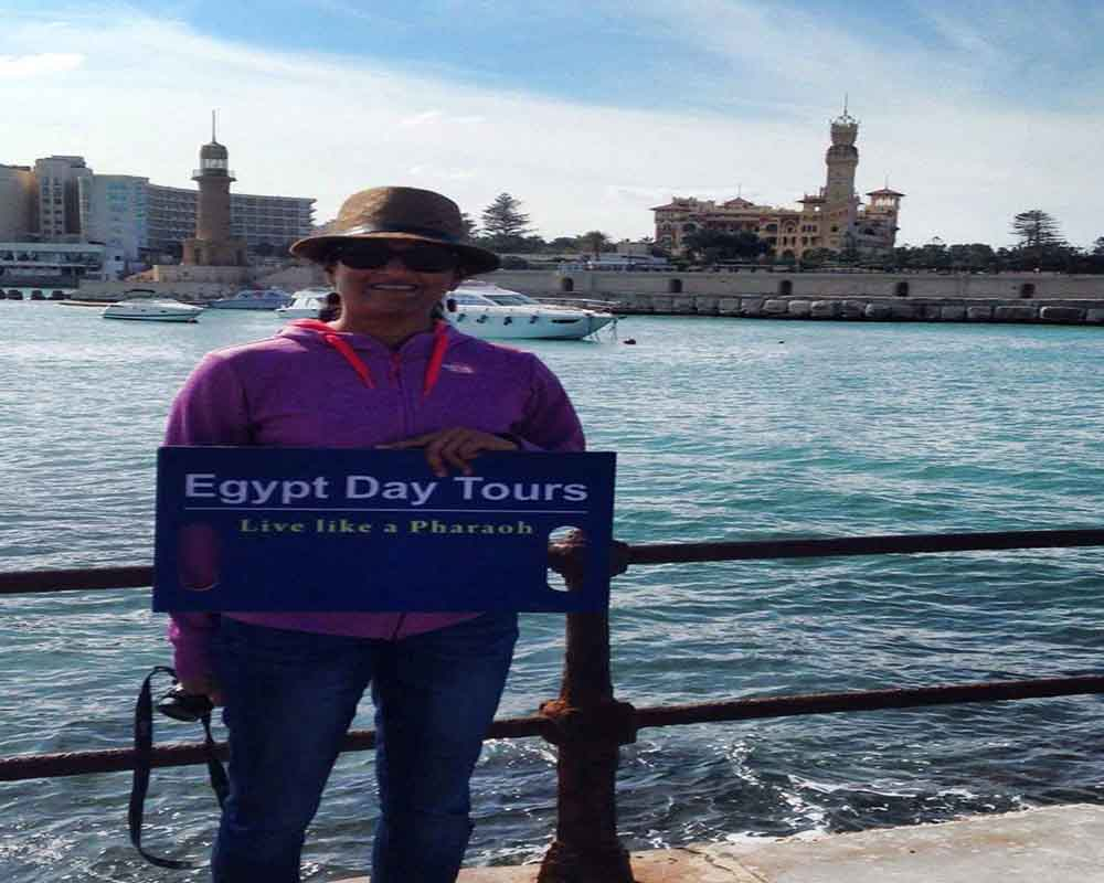 3 Days Alexandria and Cairo package holiday