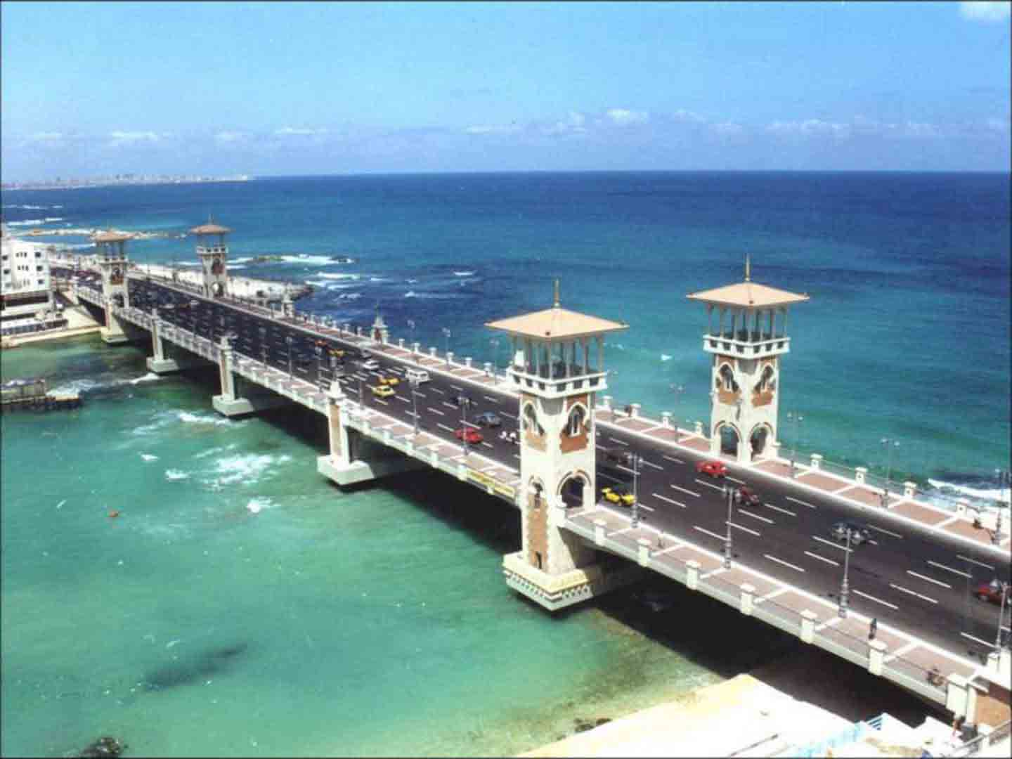 stanly bridge - Alexandria