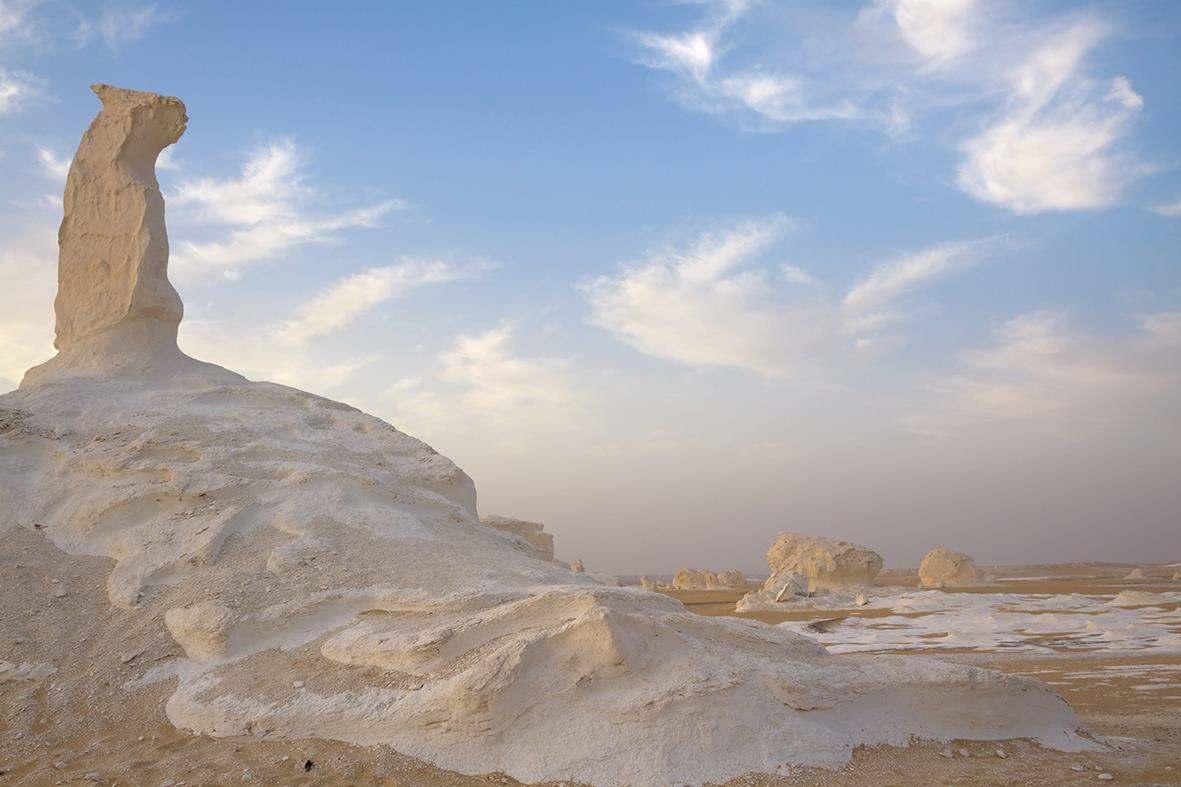 Baharyia Oasis desert