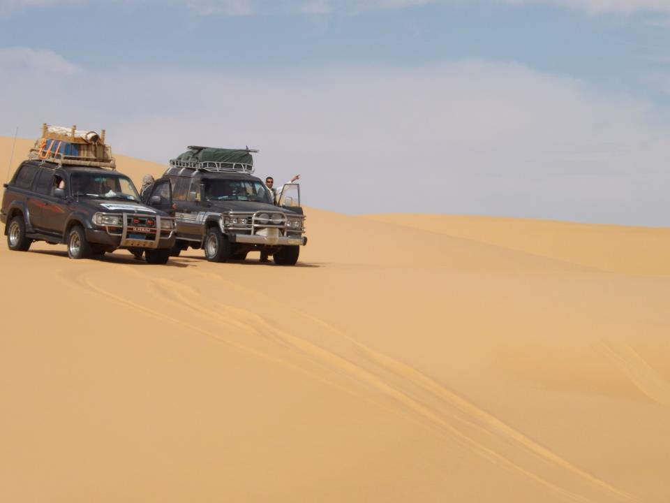 desert safari -Baharyia Oasis