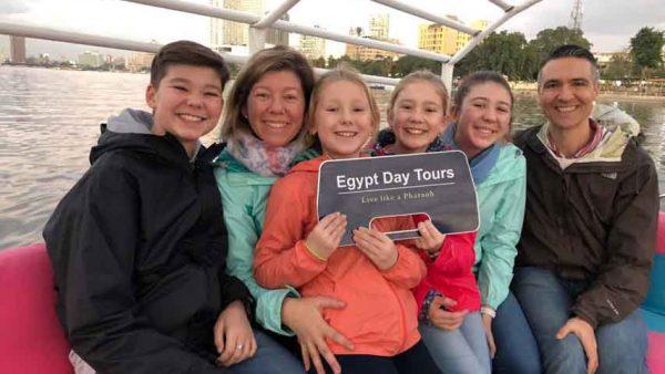 Nile felluca tour in Cairo