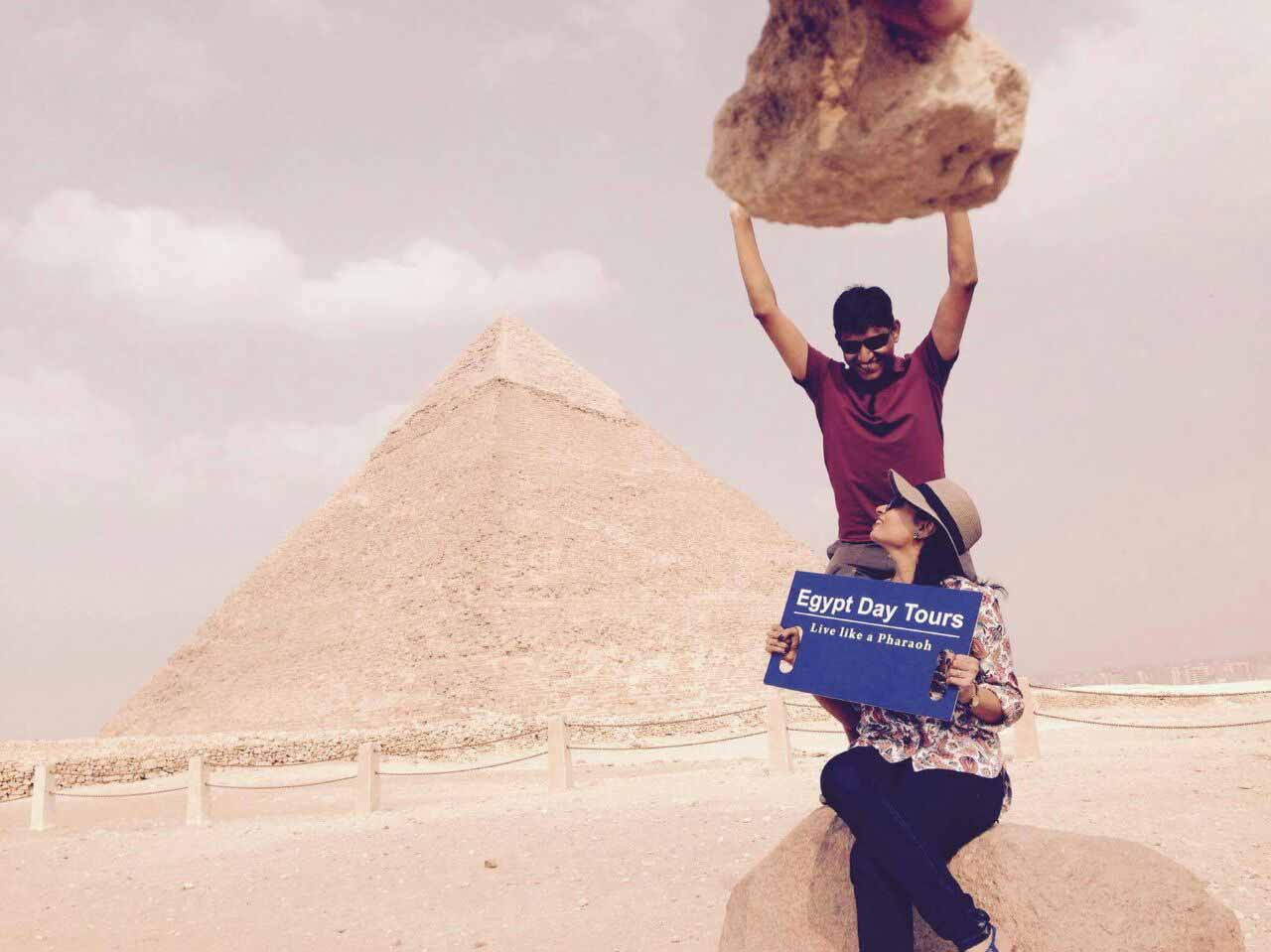 Cairo Pyramids Museum Tour