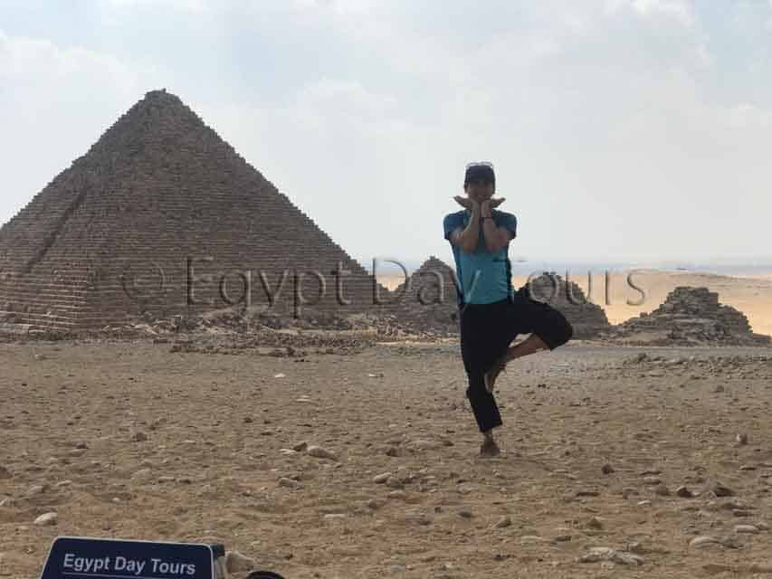 Pyramids tour in Cairo