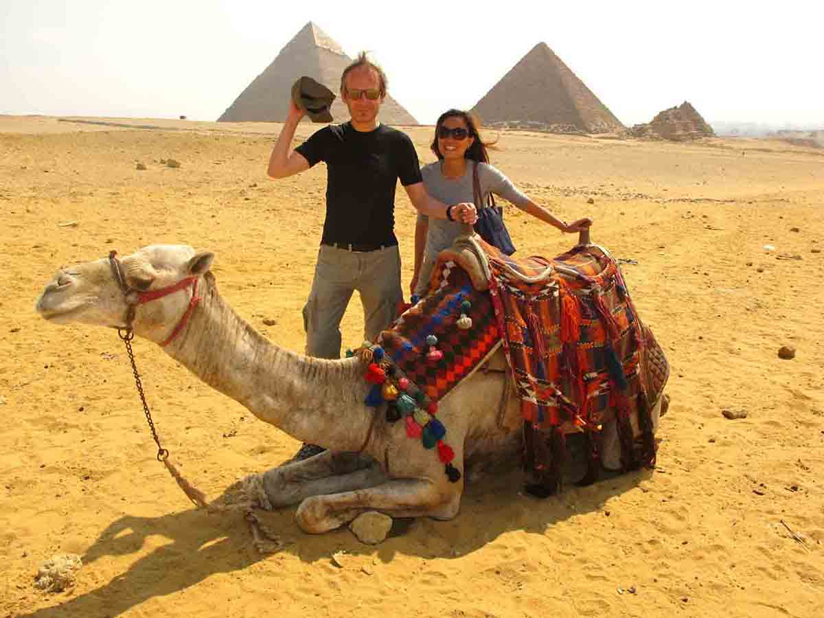 Cairo Day Tour from Alexandria