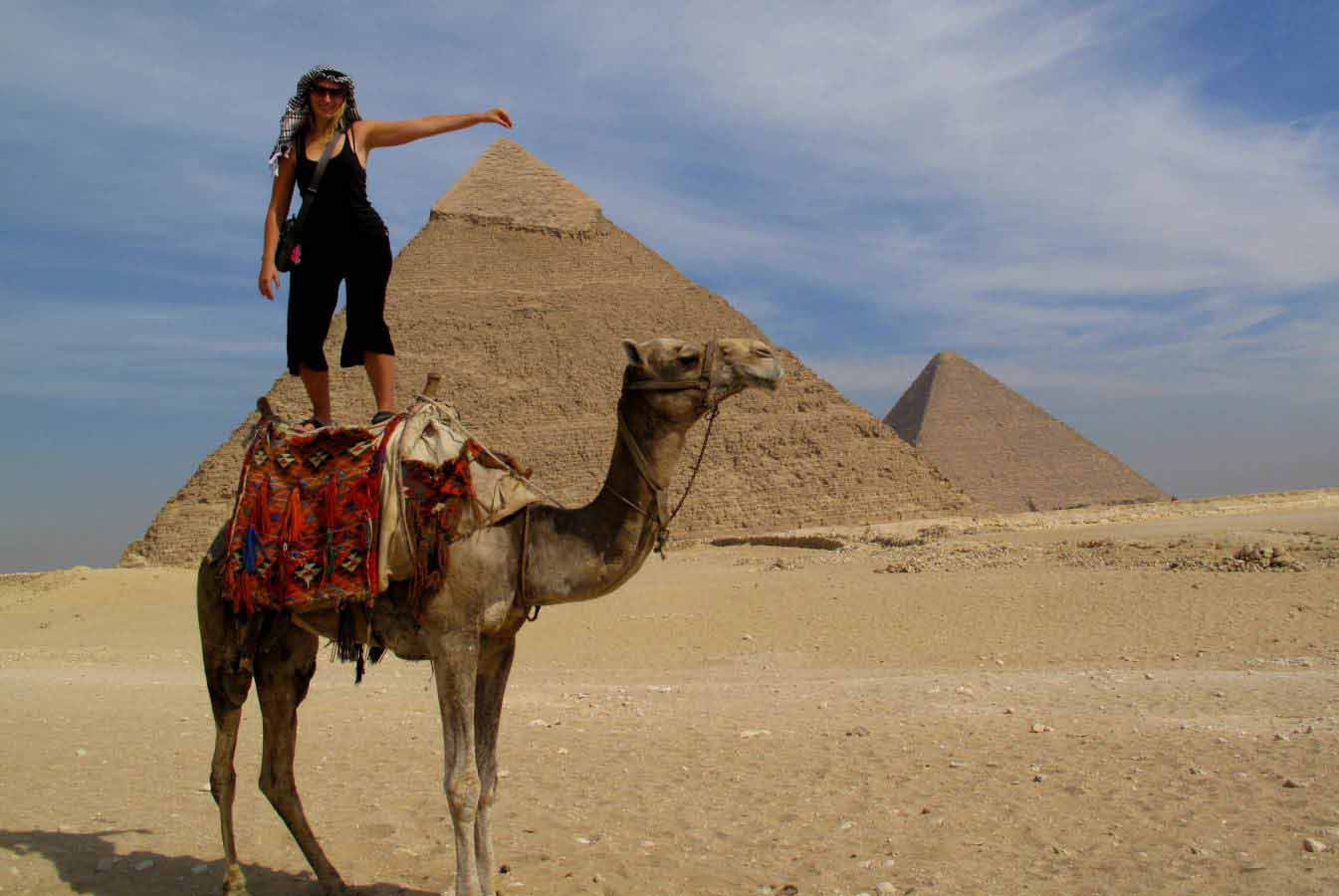 4 Days lady Egypt tours
