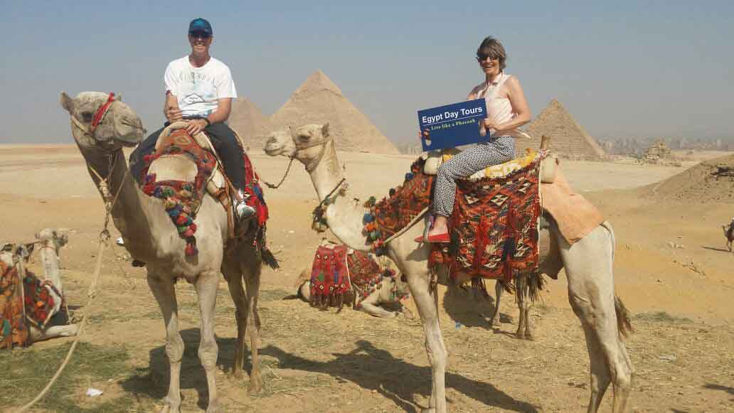 Giza Camel Ride Tour