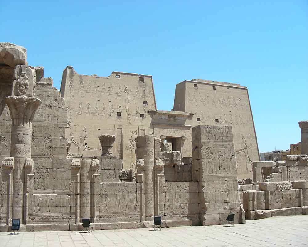 Edfu - West Bank