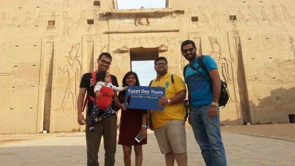 Edfu temple excursion