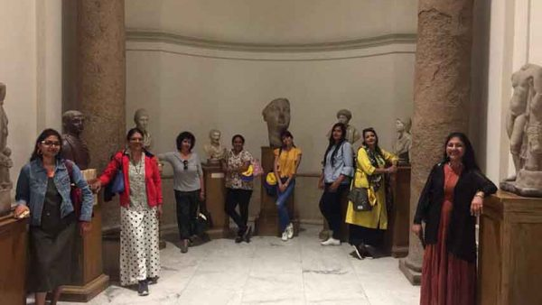 Egyptian Museum Group Tour