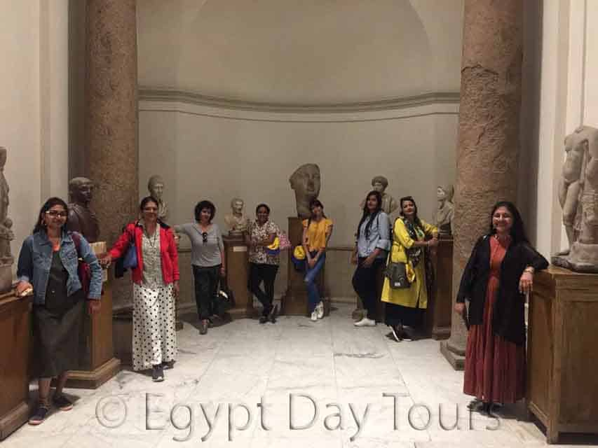 Egyptian Museum Group Tour