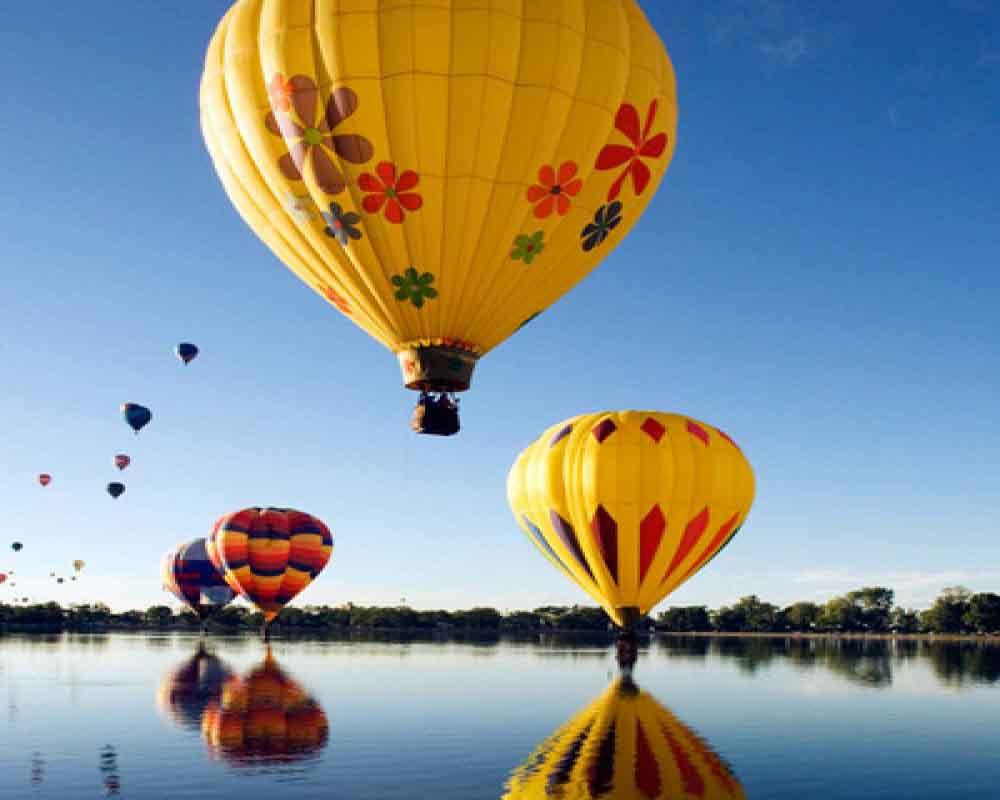 Hot Air balloon tour - Luxor