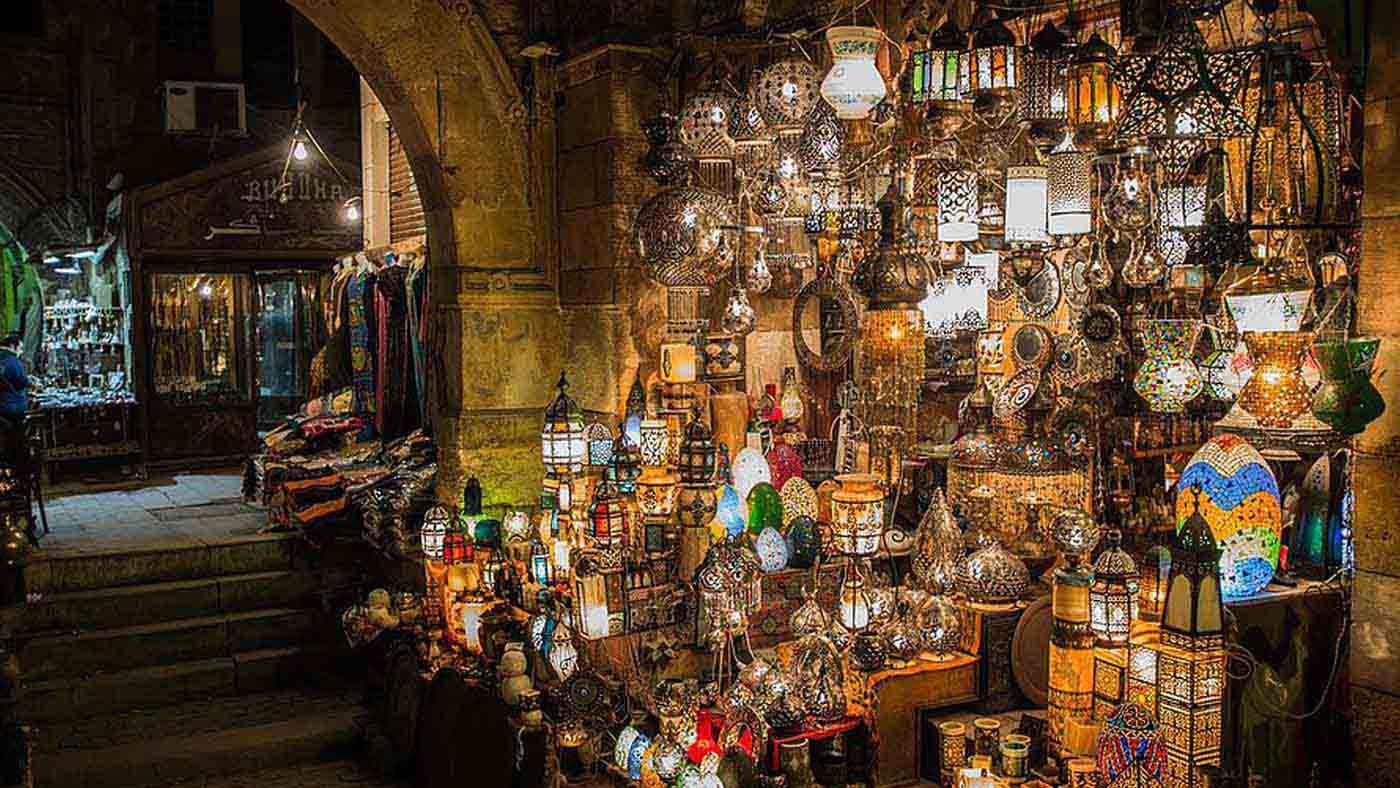 khan-elkhalily Bazaar