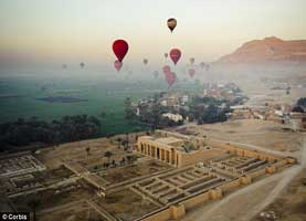 Luxor Balloon Tour