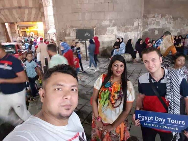 Luxor airport over day tour