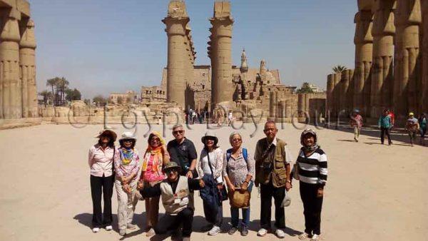 Luxor overnight from Cairo