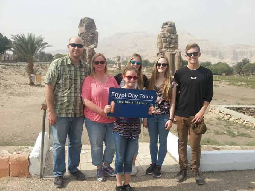 Luxor day tour from Cairo