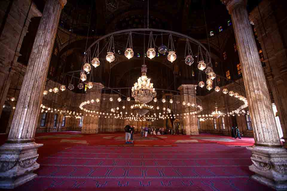 mohamed ali mosque visit