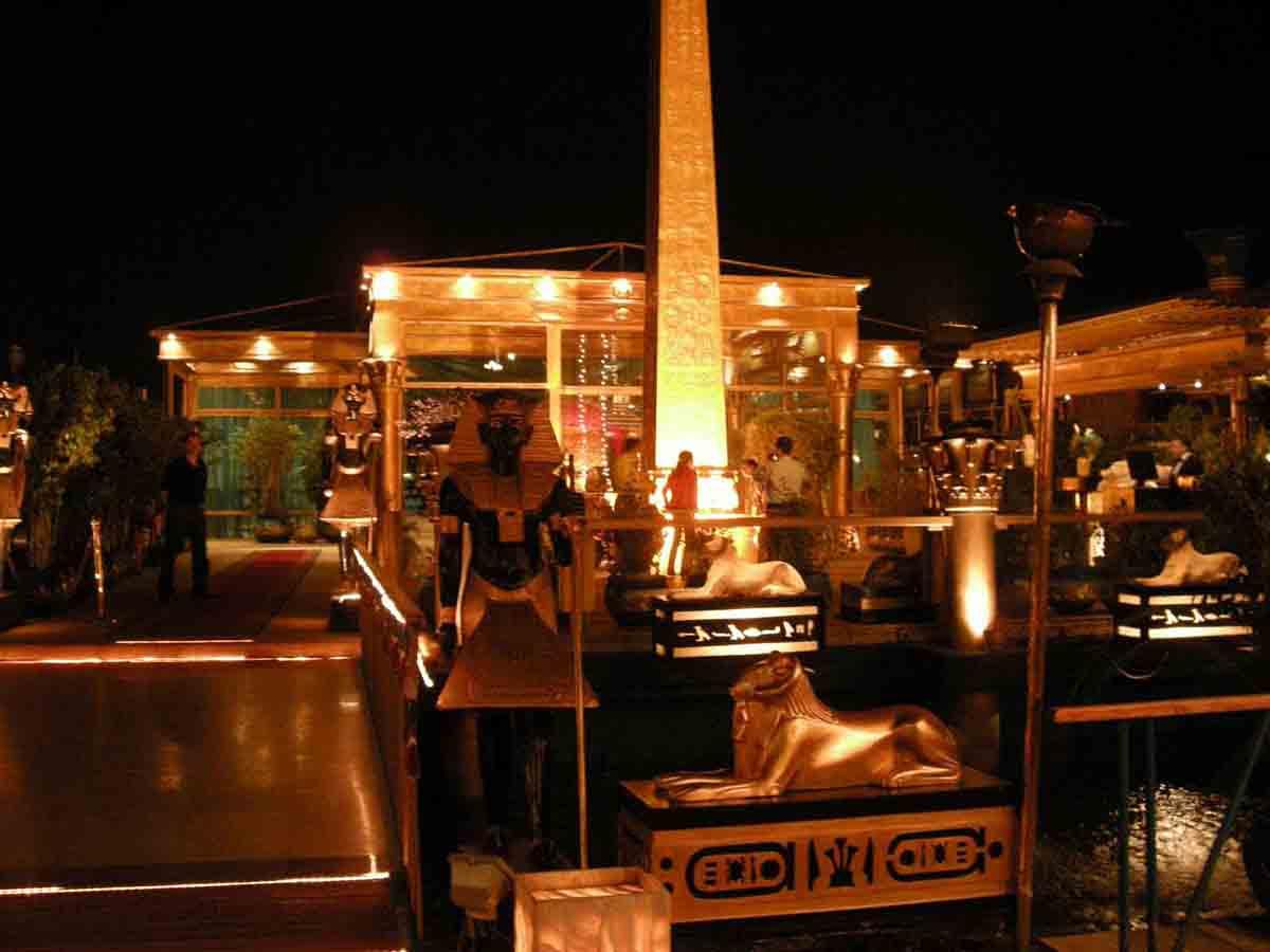 Nile Cruises Dinner - Cairo