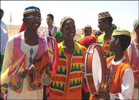 Nubian Village Tour