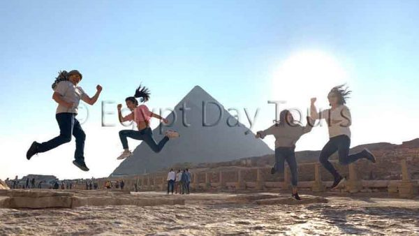 Pyramids Tour from Cairo airport
