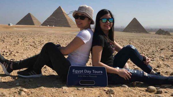 Pyramids of Giza Excursion