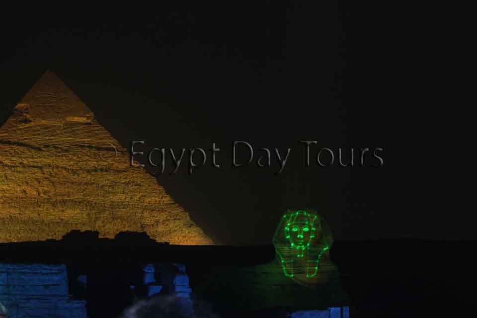 transfer to sound and light show in cairo