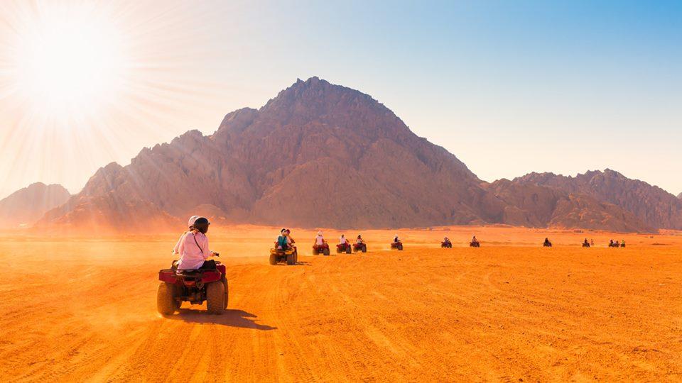 Quad safari in hurghada