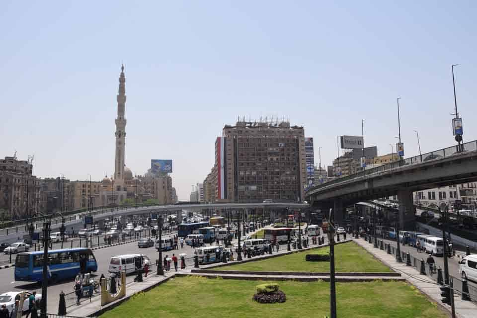Egyptian Museum excursion from cairo airport