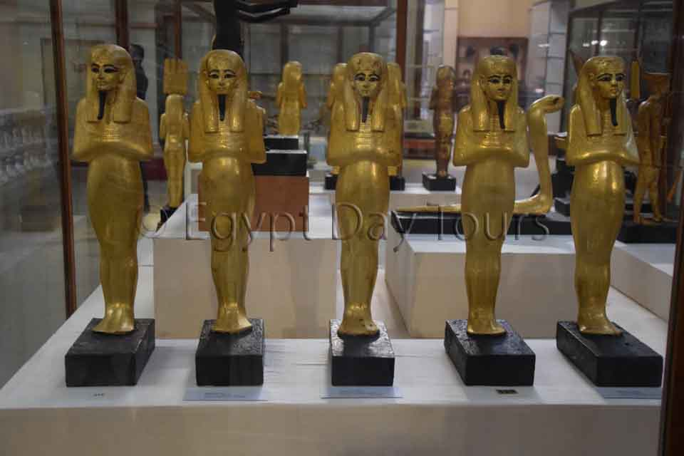Egyptian Museum Inside tour